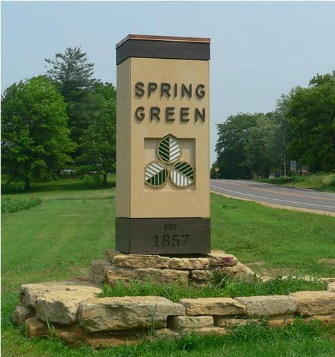 Spring Green Is A Good Place To Do Business And Wonderful For Their Employees Live Creative Energy Abounds In The Environment That Was Home