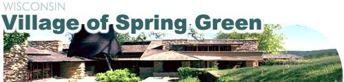 Spring Green Village, Wisconsin
